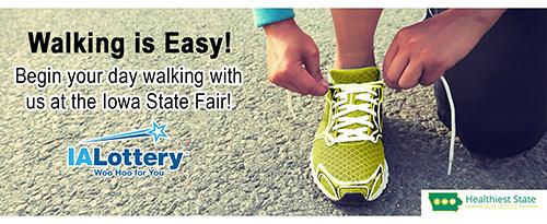 State Fair Daily Walk