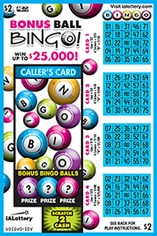 ialottery blog: Instant-scratch games