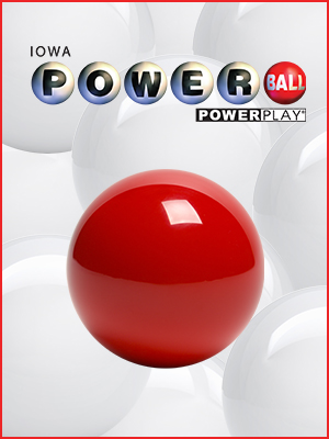 Powerball Logo and Red Ball