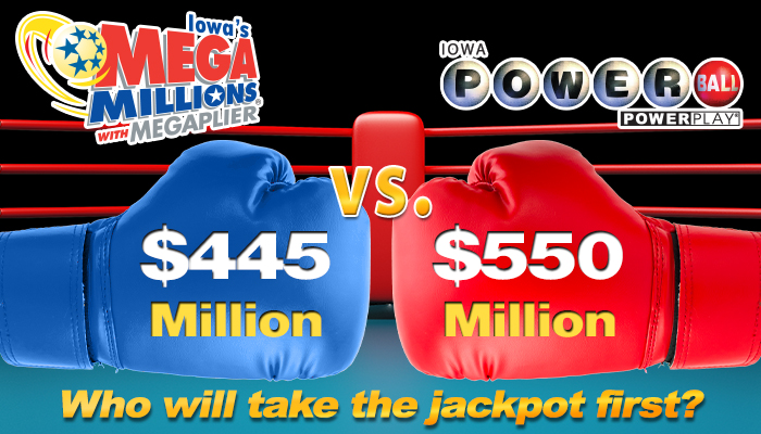Dueling Jackpots