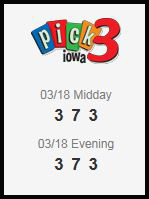 ialottery blog: Identical Winning Numbers In Back-to-Back