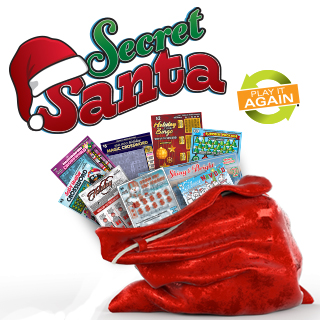 Secret Santa and Bag of Tickets