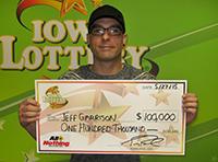 Jeff Garrison $100K AoN