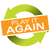 Play It Again Logo