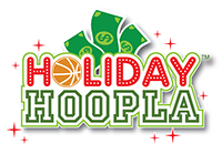 Holiday Hoopla Logo