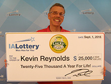Kevin Reynolds $25K a Year for life_090116