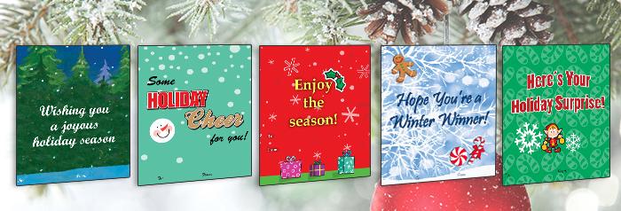 Holiday Envelopes 2016