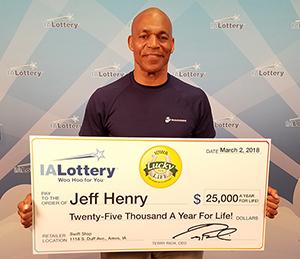Jeff Henry $25K LFL 030218
