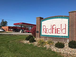Caseys_Redfield sign 102818