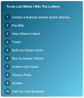 One Main Financial Com >> ialottery blog: What Would YOU Do If You Won?