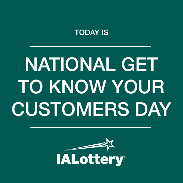 National Get To Know Your Customer Day