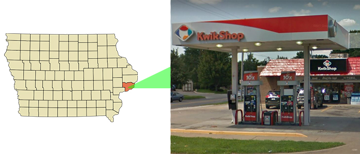 Kwik Shop in Davenport