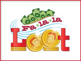 Fa la la Loot Logo