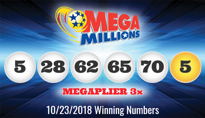 MM Winning Numbers 102318