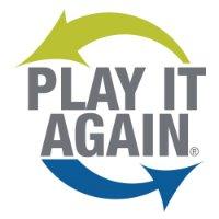 NEW Play It Again Logo