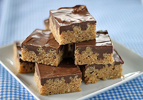 Scotcheroo Bars