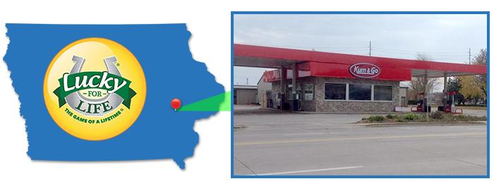 Kum and Go_Iowa City