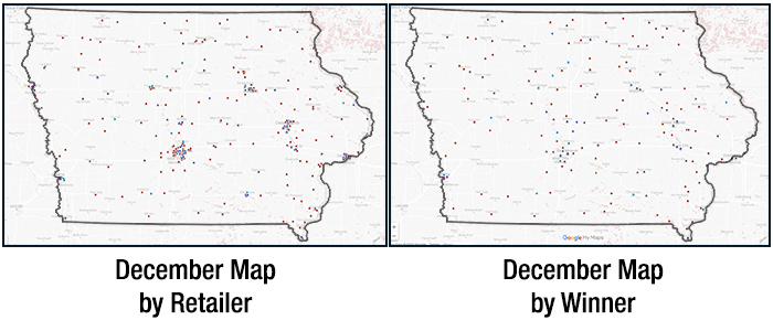December Comparison_Winner Maps