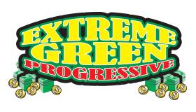 Extreme Green Progressive Logo
