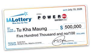 Tu Kha Maung $500K PBPP 071020