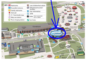 IALOT Tent Location_ISF