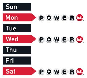Powerball_3 Days a Week