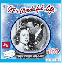 It's A Wonderful Life scratch ticket image